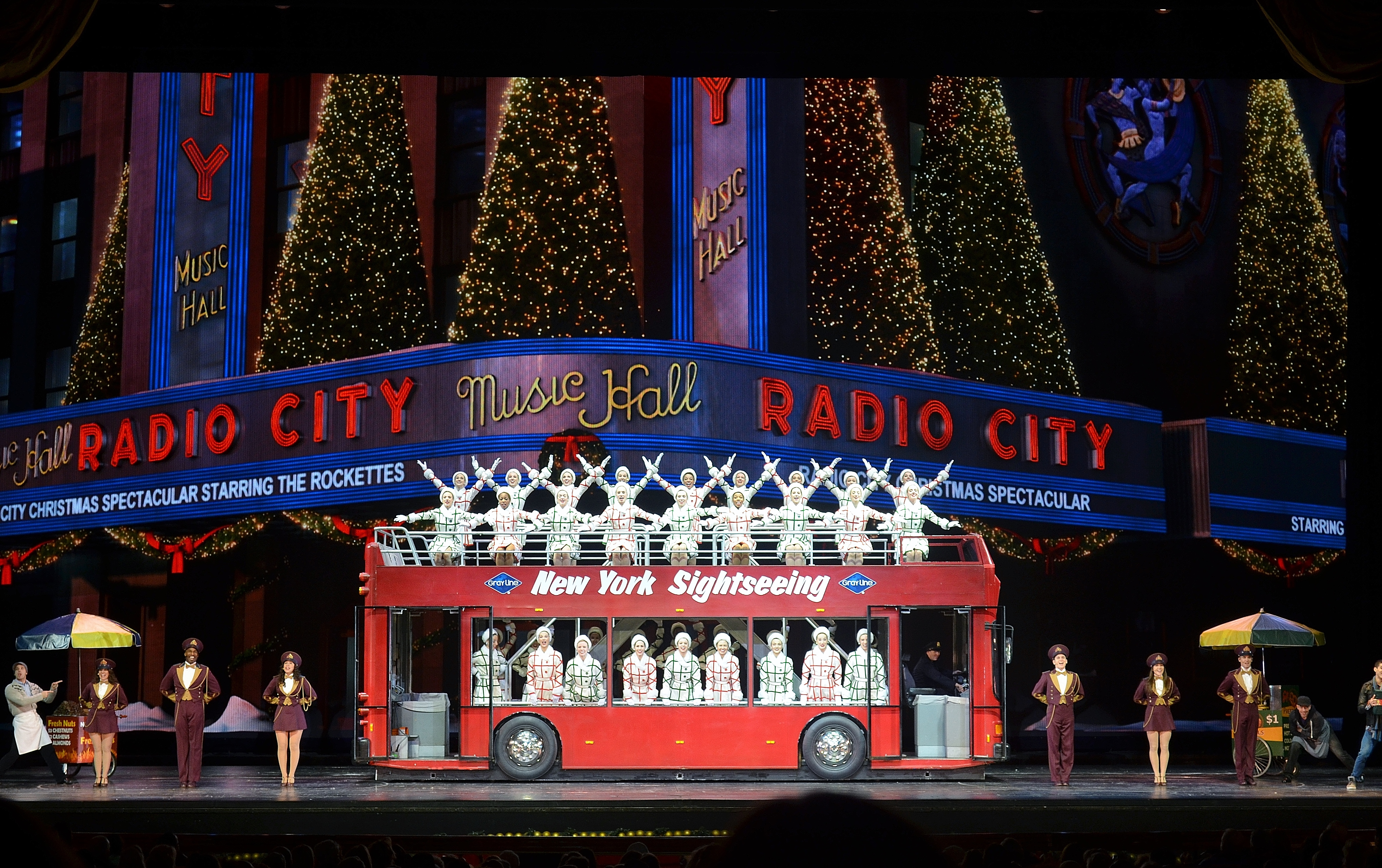 Radio City Christmas Spectacular Review (by Ella, age 5) - Cloud ...